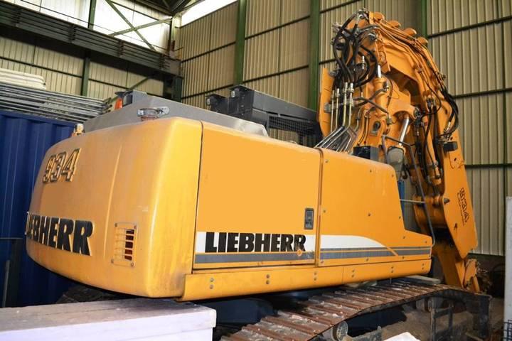 Liebherr R 934 B T Tunnel - 2004