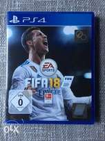 i have fifa 18 games for ps4