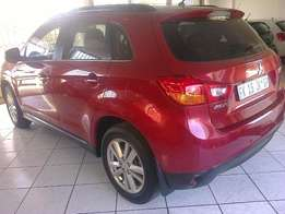 mitsubishi ASX2.0 automatic,with service book.