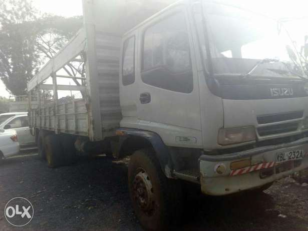 Working Isuzu Fvx 6x4 manual.KBL. Kiambu Town - image 4
