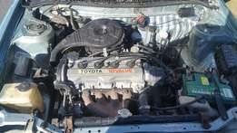 Toyota 7AFE gearbox forsale.