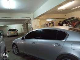 Automotive car tinting