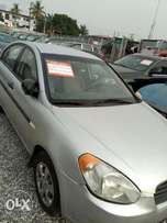 Hyundai Accent 2008. (Manual)