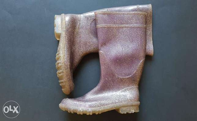 Boots - size : 34 - 80 000