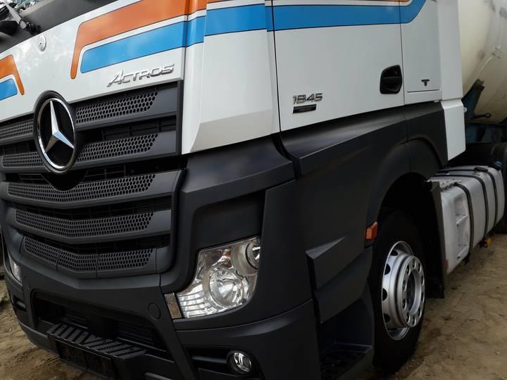 Mercedes-Benz Actros 1845 GIGASPACE 4x2 Sattelzug VOLL AUSSTATTUNG Beige - 2013 - image 3