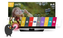 LG 49UH617 4k Smart TV