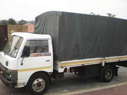 Truck for hire for any activites in johannesburg