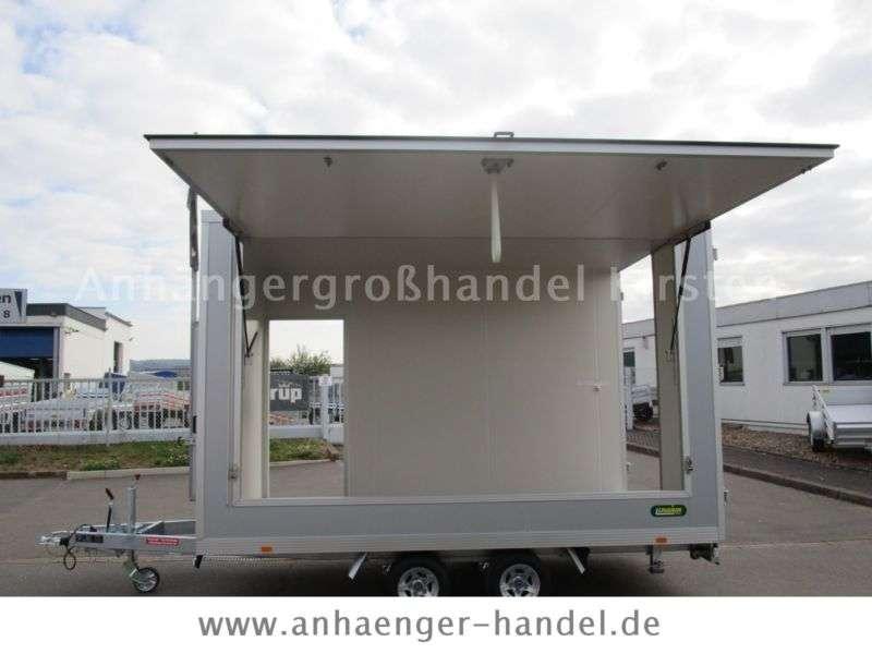 Unsinn Pk 2636 Sandwich + Verkaufsklappe + Türe - 2019