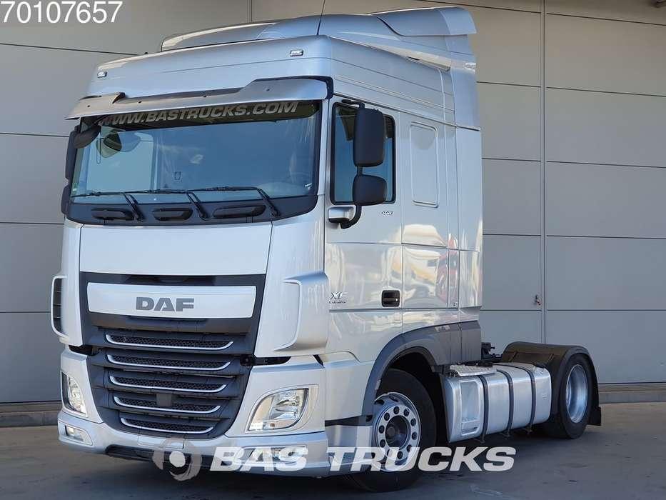 DAF XF 440 4X2 Intarder Mega Standklima Euro 6 ACC - 2014