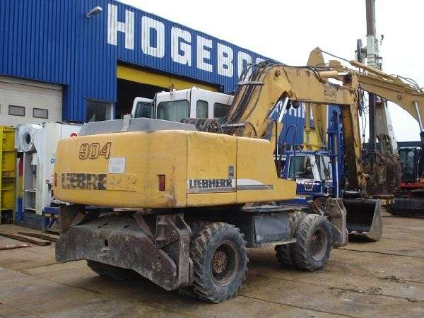 Liebherr A 904 litronic - To be Imported Lekki - image 3