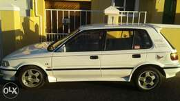 1991 toyota conquest 1.3 for sale
