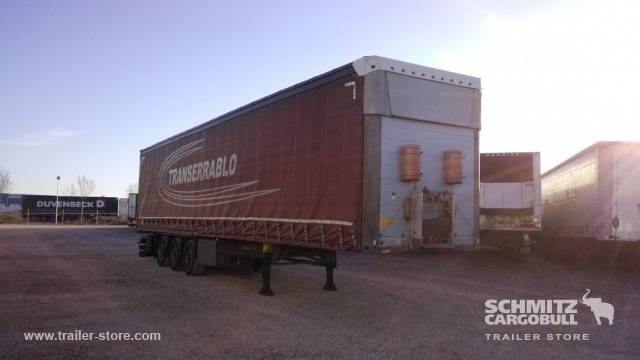 Schmitz Cargobull Semiremolque Lona Standard - 2010