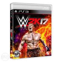 looking for 2k17 WWE ps3 game