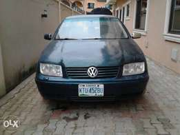 Niz carz, very clean neat and maintained Jetta