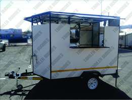 BRAND NEW! Business starter! 2.4m Fast Food trailer - RWC and Veridot
