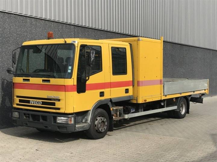 Iveco Eurocargo Manual Euro3 6-persoons - 2003