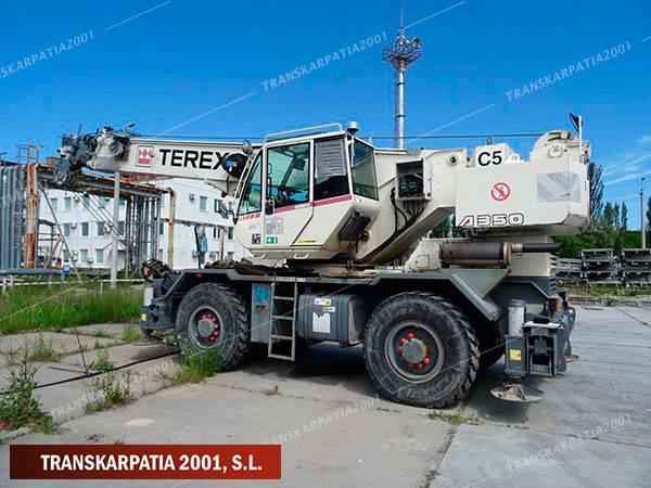 Terex Bendini A 350-1 - 2008