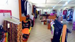 Boutique For Sale - Price Down