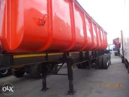 2008 Side Tippers for sale