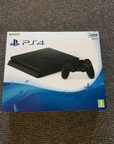 Official slim ps4 new sealed with 1 year warranty