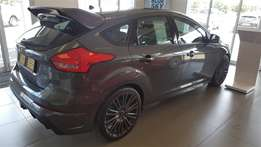 Ford - Focus 2.3 EcoBoost RS AWD Hatch Back