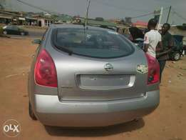 SuperB Clean Tokunbo standard Nissan Primera 2003 model