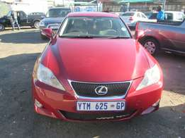 2009 Lexus IS with 175000km