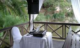 Sound system and DJ for hire