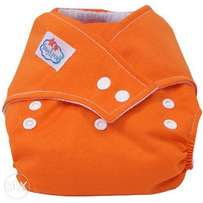 washable/ re usable baby diapers