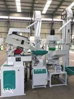 WT-15B Combined Rice Mill