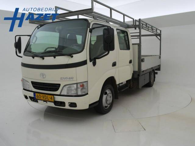 Toyota Dyna 150 2.5 D4 D PICK UP DUBBEL LUCHT + AIRCO / H - 2007