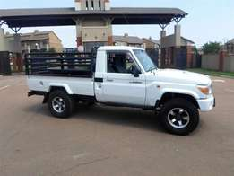 2008 Toyota - Land Cruiser 70 4.2 Diesel Pick Up for sale