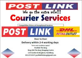 Courier Services- Postlink The Berg