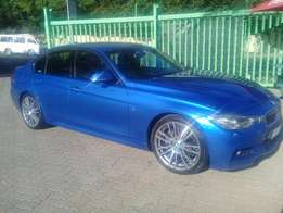 2014 BMW 3 Series 330D M Sport Auto for sale