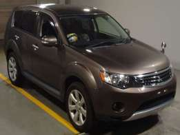 Mitsubishi Outlander,2009,Bronze colour