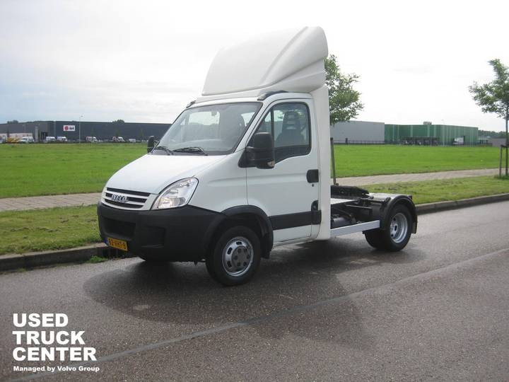 Iveco Daily 40 C 18T Be-Trekker - 2007