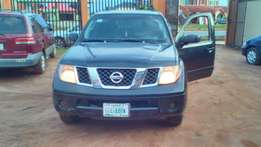 Nissan pathfinder 2006 model