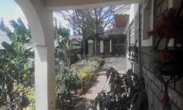 This is an executive 4 bedroom maisonette in Ongata Rongai.