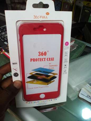 360 degree iphone 7 plus protective case Nairobi CBD - image 2