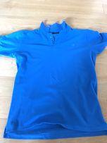 Koszulka polo Bytom modna niebieska