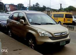 Honda CRV Jeep - lastest shape - 2009 model