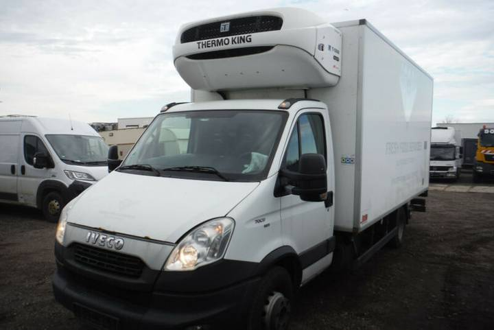 Iveco Daily 70C17 Tiefkühlkoffer Thermoking T 1000 - 2012