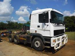 1998 ERF truck N14 select plus double axle