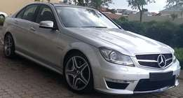 2013 Mercedes-Benz C63 AMG - 34000Km, Private Deal