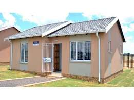 Your new house at Sky City in the south of JHB