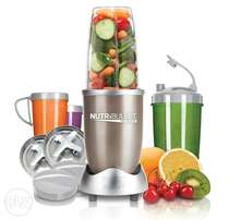 Nutribullet Pro 900watts(with grinder and meat mincer)