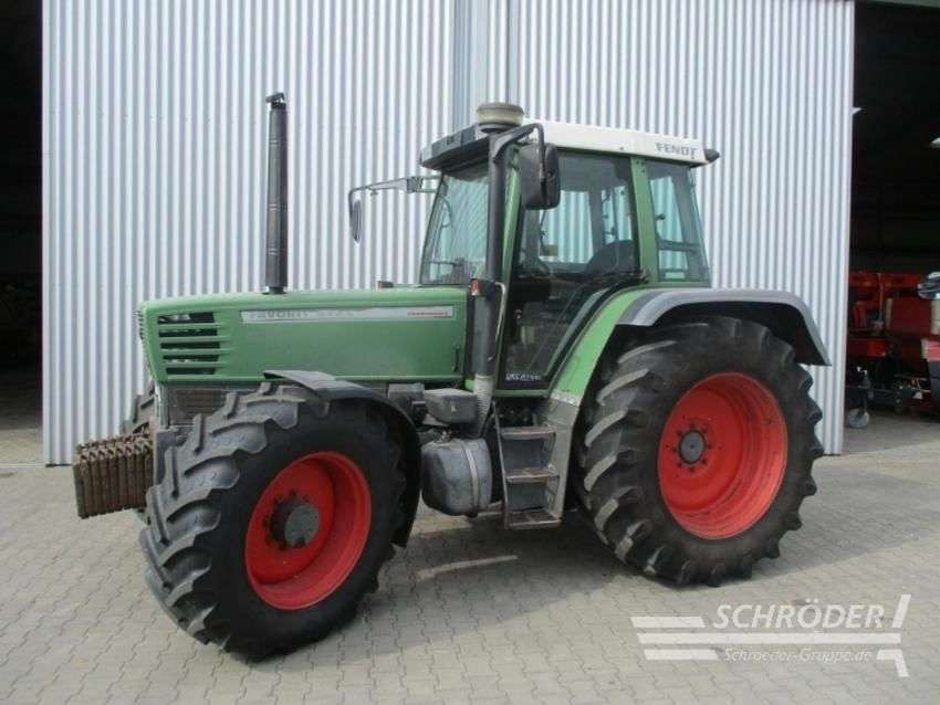 Fendt Favorit 512 C - 1994