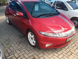 2008 Honda Civic 1.8 Executive 5-Door
