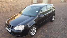 2006 model Volkswagen (VW) - Golf 5 1.9 TDi Comfortline DSG