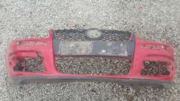 Golf 5 gti bumper and grill
